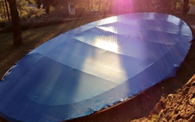 Lona para piscinas: cubrepiscinas