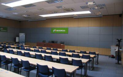 Salón de Reuniones de Iberdrola en Castellón