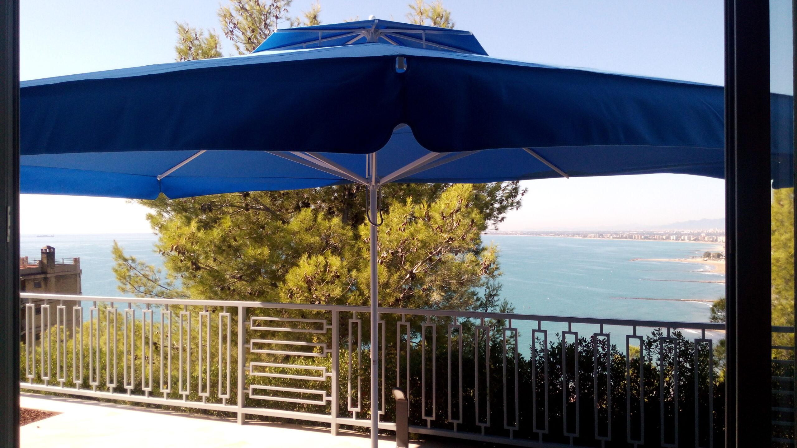 sombrillas parasoles Castellón