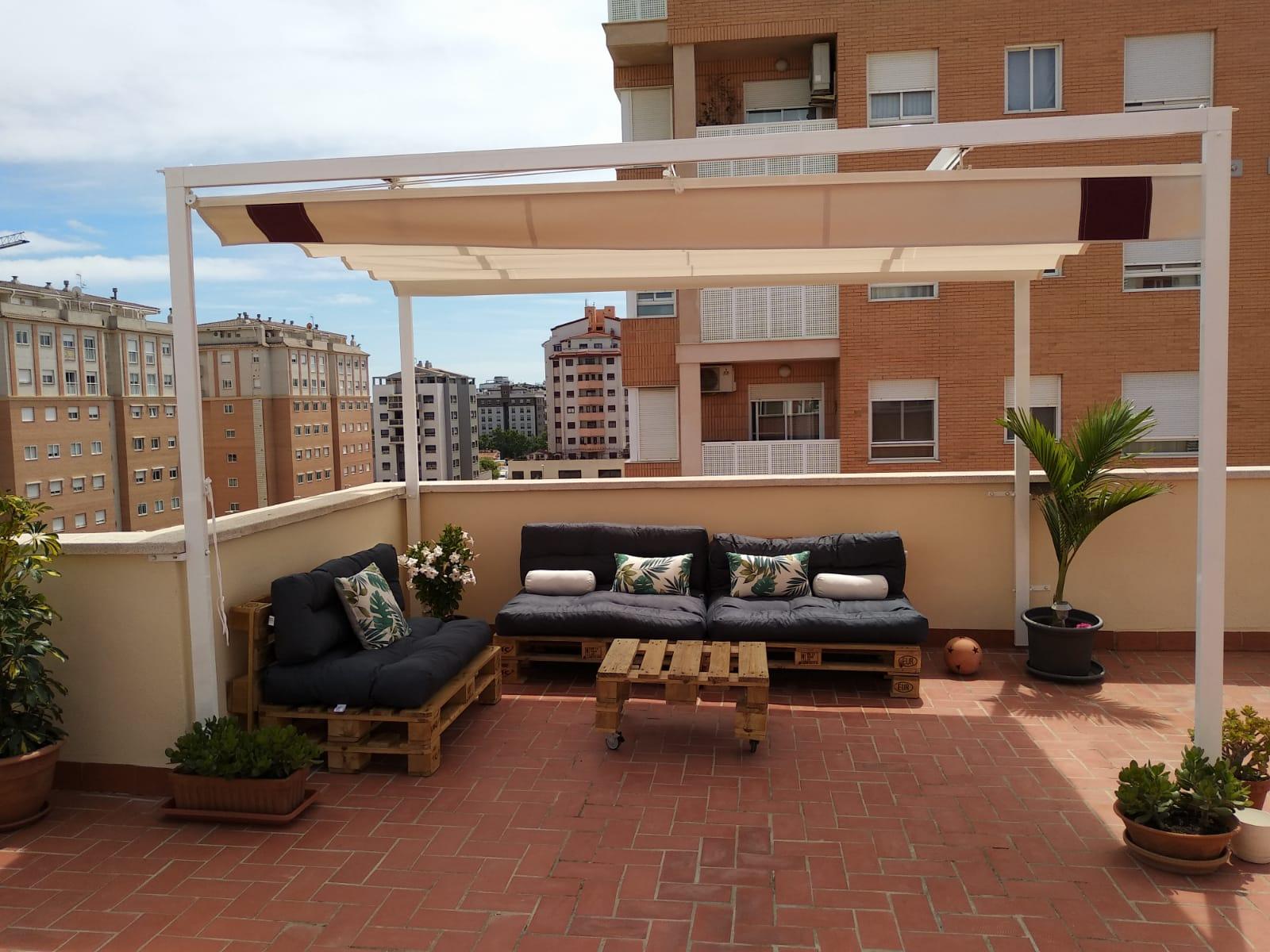 toldos terraza Castellón