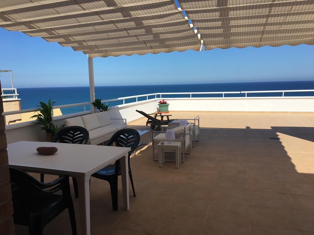 toldos terraza marina d´or
