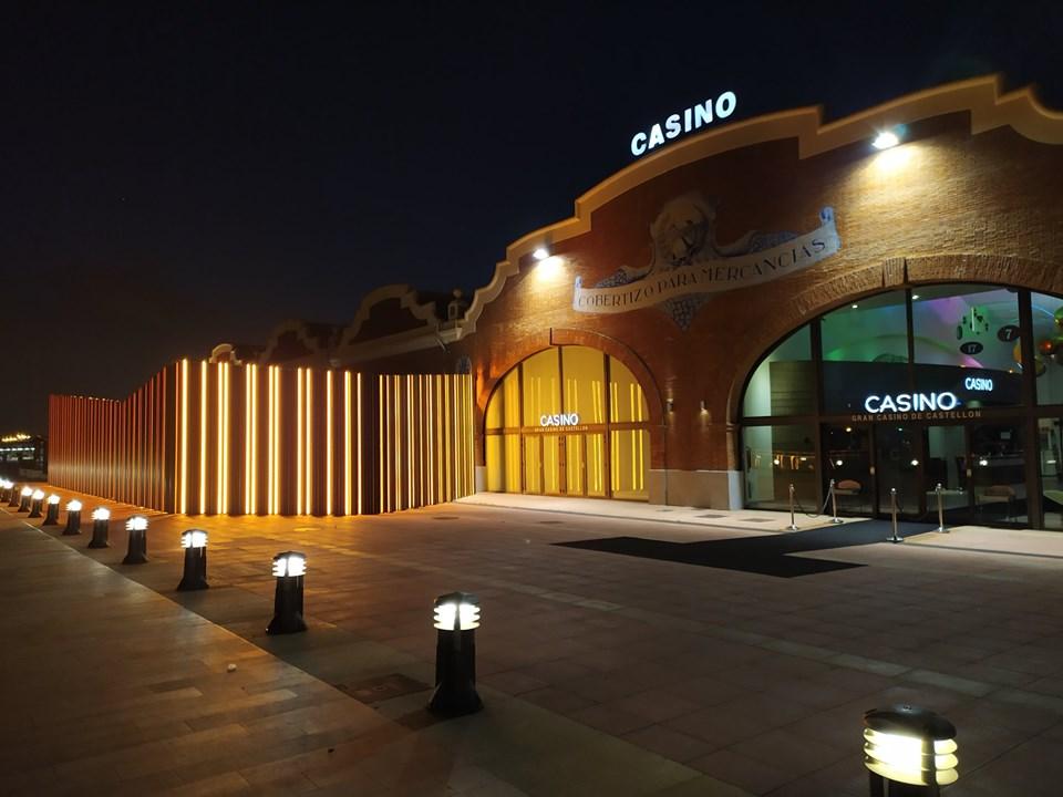 pérgola bioclimática casino castellon