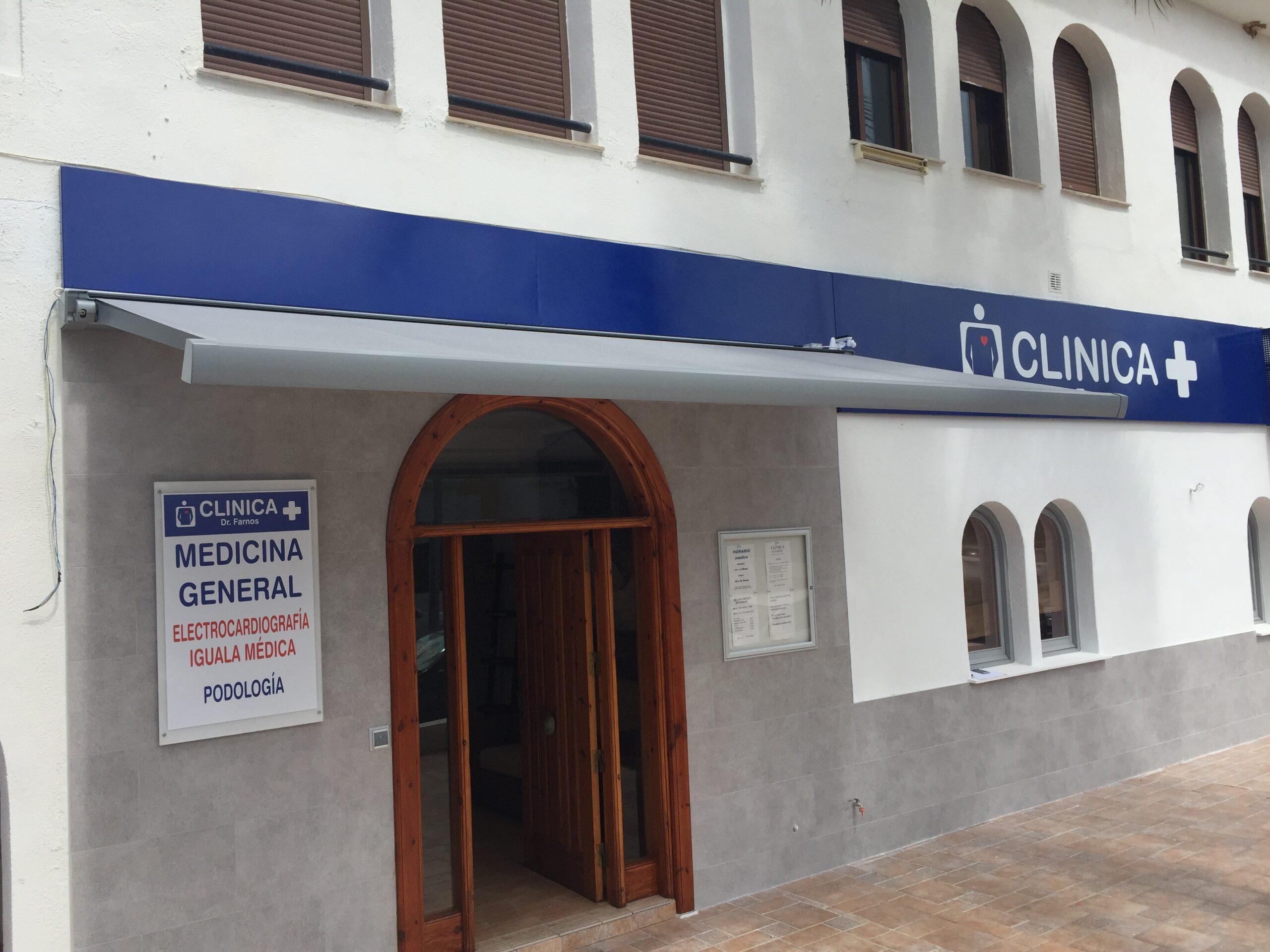 toldo tienda Castellon