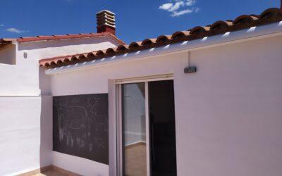 Castellón Interior: Toldo de 5,00m x 3,50m en Altura (Castellón)